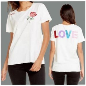 CHASER Love tee